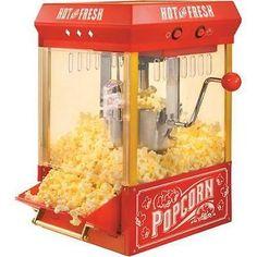 Nostalgia-Electrics-Kettle-Hot-Machine-Vintage-Popcorn-Popper-Maker-Air-Red