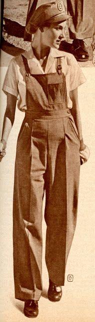 Shayla K/Jonathan - Arsenic & Old Lace Unsung Sewing Patterns: WWII