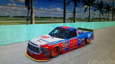 Joey Logano 22 AAA Tundra Chase Edition by Caine C. - Trading Paints