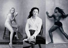 Pirelli's 2016 Calendar Replaces Naked Top Models With Strong Influential Women Annie Leibovitz, Beautiful Old Woman, Most Beautiful Women, Top Models, Pirelli Calendar, 2016 Calendar, Calendario Pirelli, Nadja Auermann, Steve Mccurry