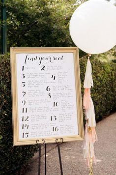 Wedding Wednesday: Glam pink
