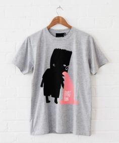 Lazy Oaf | Barf T-shirt