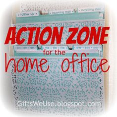 Action zone.... super important start and end for paper coming and going into house