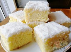 Wonderful coconut cake with cream (a cup recipe) Top-Rezepte.de - Wonderful coconut cake with cream (a cup recipe) Top-Rezepte.de – Wonderful coconut cake with cream (a cup recipe) - Healthy Cake, Healthy Dessert Recipes, Hazelnut Cake, Coconut Cookies, New Cake, Lemon Desserts, Coffee Cake, Cheesecake Recipes, Food Cakes
