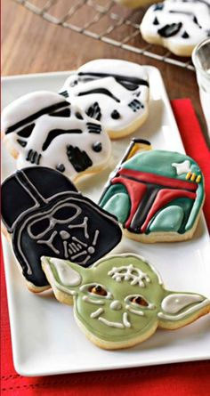 The Force is delicious with icing on top.    Like a cookie, would you?