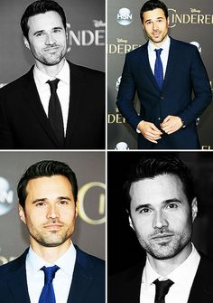 Why is Brett Dalton at the Premiere for Cinderella!!????<--because he's the real life Prince Charming!<3
