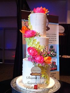 Diana Sella, Sugarcraft & Cake Designer in Coamo, Puerto Rico
