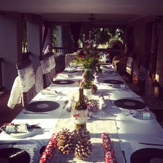 Christmas year end function at Monchique. Star Awards, Table Settings, In This Moment, Table Decorations, Boutique, Luxury, Christmas, House, Home Decor