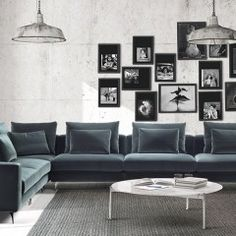 Just Landed: Marac's Elvis Sofa - Released at none other than the Milan Furniture Fair earlier this year, Marac's Elvis Sofa is an exercise in sumptuous, laid-back elegance. Recently landed on our shores complements of Sarsfield Brooke, we've taken to lusting after this timeless lounging imperative.Havingjust received a version in navy blue velvet, the deep sea hues offer a luxuriouspoint of […]