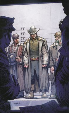 Jonah Hex - All Star Western Vol. 5: Man Out of Time