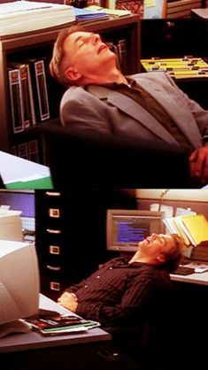 Tony and Gibbs ♥ Sleeping♥