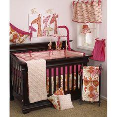 Found it at Wayfair - Sundance 8 Piece Crib Bedding Set