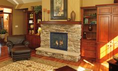 Propane Fireplace Design Ideas