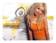 Very Nice Music Mouse Pad Christina Aguilera #7