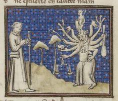 Guillaume de Digulleville et Avarice  Guillaume de Digulleville, Pèlerinage de…