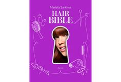 Hair Bible by Mariela Sarkima. Hair Issues, Literature, Hair Beauty, Reading, My Love, Hair Styles, Movie Posters, Bible, Literatura