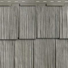 Vinyls shake and vinyl siding on pinterest for Wood grain siding panels