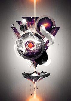Adobe Illustrator & Photoshop tutorial: Create an amazing abstract artwork - Digital Arts