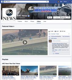 الفيس بوك تعيد هيكلة ظهور مقاطع الفيديو على الصفحات - عالم التقنية