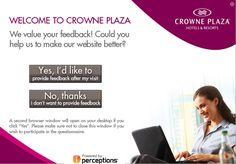 Crowne Plaza Hotel - Business Hotels Worldwide from IHG