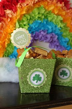 never see cute st patty's day stuff... CUTE