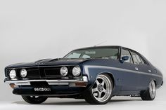 Ford Falcon XB GS Australian Muscle Cars, Aussie Muscle Cars, Best Muscle Cars, Motor Car, Motor Vehicle, Ford Girl, Mustang Fastback, Ford Falcon, Performance Cars