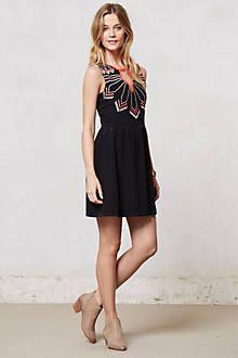 Fotoflora Dress - Anthropologie.com
