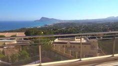 Испания, Алтея - продажа нового дома в Альтее с видом на море. Дома в Ис...