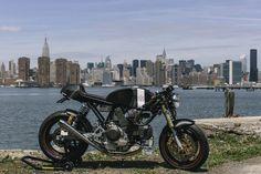 Custom Ducati Walt Siegl Carbon Ducati Leggero by Walt Siegl