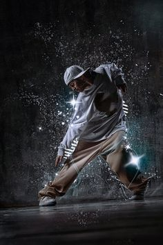 Smooth Hip-Hop Gliding In Motion ~