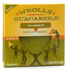 Best Dips:  Wholly Guacamole Classic Dip