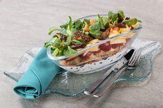 Sałatka z lekkim sosem majonezowo-jogurtowym - Szef Smaku Tacos, Mexican, Lunch, Ethnic Recipes, Eat Lunch, Lunches, Mexicans