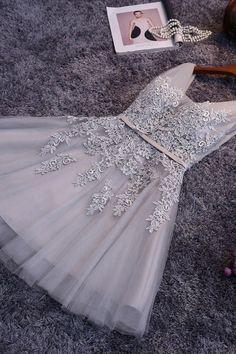 ▷ ideas and tips for short prom dresses Long Prom Dresses Uk, Senior Prom Dresses, Dama Dresses, Quince Dresses, Hoco Dresses, Wedding Bridesmaid Dresses, Prom Party Dresses, Quinceanera Dresses, Formal Dresses
