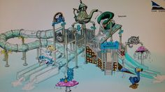 Splashground alice in wonderland eilat Eilat, Alice In Wonderland, Art, Kunst, Art Education, Artworks