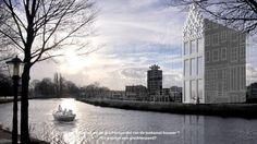 En Amsterdam se construirá la primera casa en base a la Impresión 3D