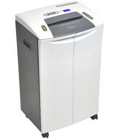 """GoECOlife GXC180T 18-Sheet Cross-Cut Green Commercial Shredder    Energy Saving Technology   CarbonFree   Green Packaging   Cut type - Cross Cut   Cut size - 0.16"""" x 1.6""""   Shred speed - 1 sheet: 12.8 fpm / Max sheets: 12 fpm   Noise Level - 60 dB   Factory tested Run-time - Continuous   GoECO   (ENERGY-SAVING TECHNOLOGY) - Prevents power drain (phantom load) when   your shredder is not in use. Saves energy! Saves money! RoHS-COMPLIANT   (Restriction of Hazardous Substances) - Meets RoHS…"""
