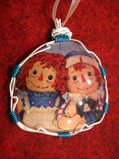 Raggedy Ann and Andy!!