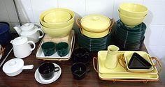 Kilta, Kaj Franck, Arabia, FI c. 1950 Tableware, Finland, Denmark, Norway, Dinnerware, Tablewares, Dishes, Place Settings