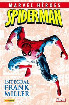 6 Spiderman: Integral Frank Miller  pendiente