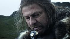 Ned Stark (another character I didn't want to see go in season/book 1)