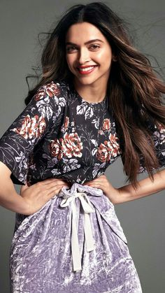 Deepika Padukone makes a stylish and modish appearance in the latest issue of InStyle magazine Instyle Magazine, Style Deepika Padukone, Deepika Padukone Wallpaper, Mode Bollywood, Bollywood Fashion, Bollywood Stars, Beautiful Bollywood Actress, Beautiful Indian Actress, Beautiful Actresses