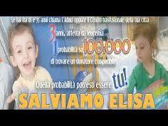 Il mondo dello spettacolo si mobilita per salvare la piccola Elisa