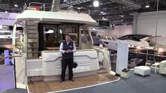 Greenline 48 Hybrid from Motor Boat & Yachting Motor Boats, Loft, Bed, Furniture, Home Decor, Fountain Powerboats, Flats Boats, Decoration Home, Power Boats