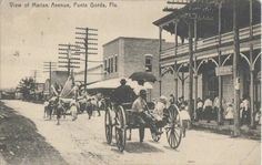 Punta gorda FL 1909