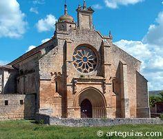St. James' Way. Castrojeriz, Burgos