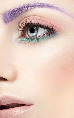 pastel makeup #9