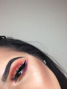 @isadoraslay Makeup Goals, Makeup Inspo, Makeup Inspiration, Makeup Tips, Beauty Makeup, Makeup On Fleek, Kiss Makeup, Hair Makeup, Beautiful Eye Makeup
