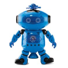"""Techno Dancing Robot Toy 