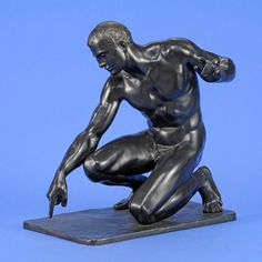 Morin, Georges 1874 Berlin - 1950 Berlin Architekt. Bronze. Signiert. H 40 cm — Skulpturen, Möbel, Kunsthandwerk