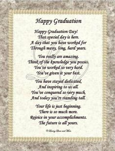 Graduation                                                                                                                                                                                 More